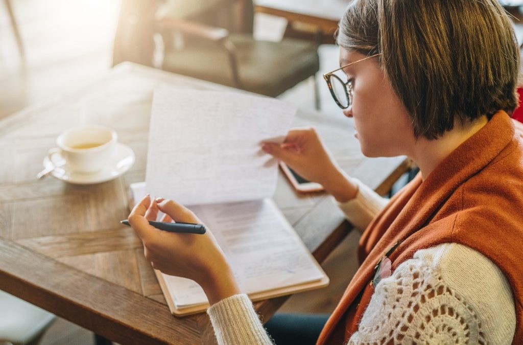 Creating a Simple Writing Plan You Can Stick To