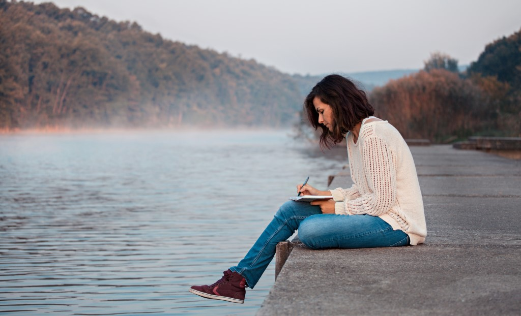 Three Signs that Writing Is Your Spiritual Path