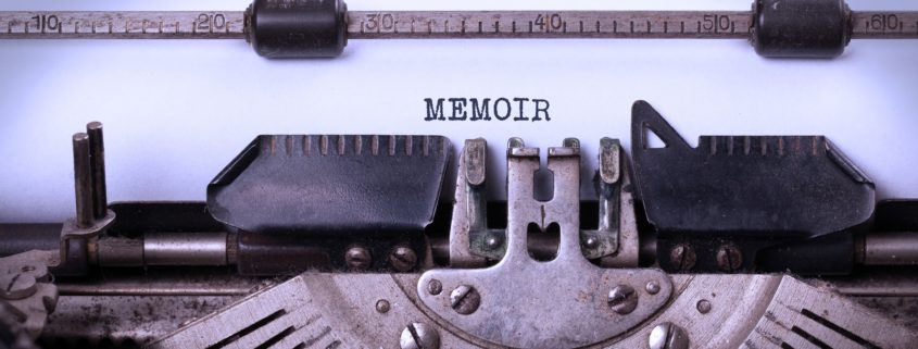 Three Types of Memoir that Sell