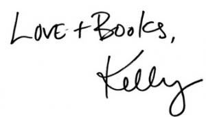 Love + Books, Kelly
