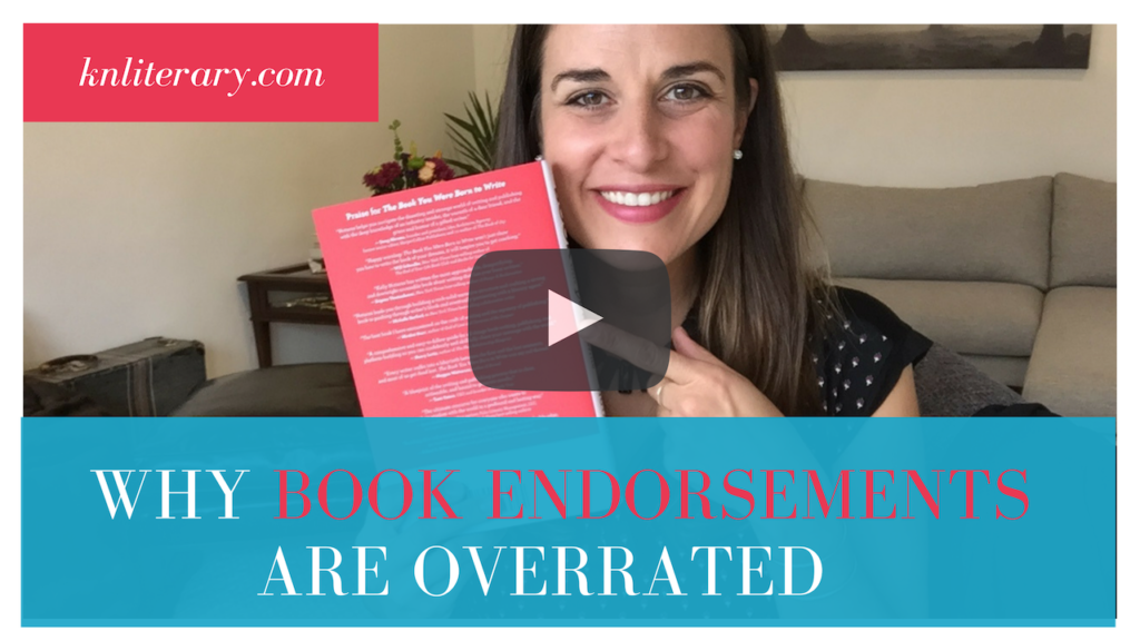 why book endorsements are overrated video