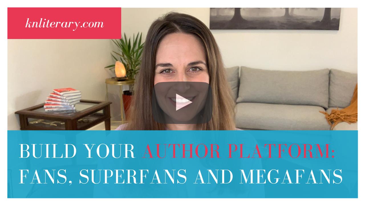 Build Your Author Platform: Fans, Superfans and Megafans