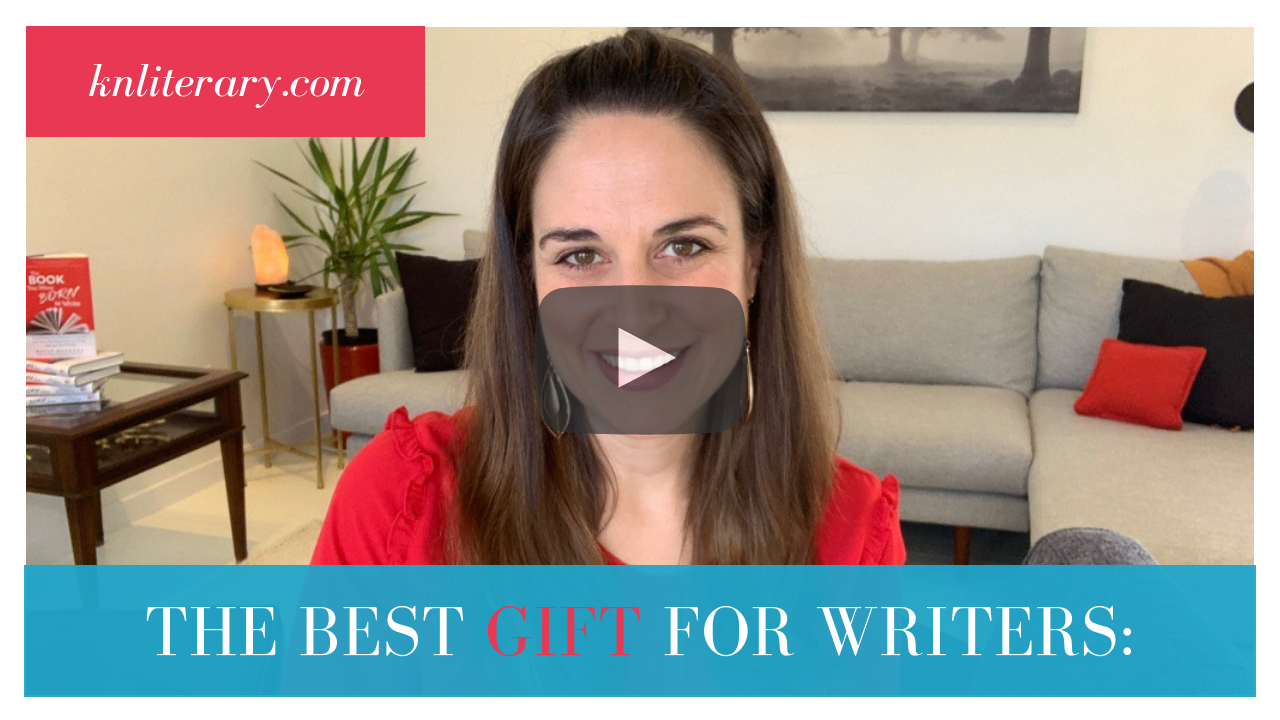 The Best Gift for Writers video