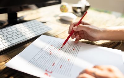 How These 5 Editing Types Take Your Book from Good to Great