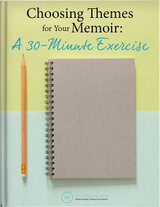 themes for your memoir